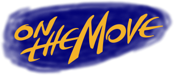 On The Move - Logo